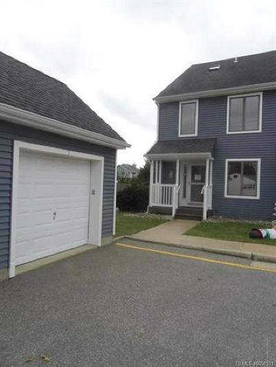 Condo/Townhouse For Sale: 2410 Sylvan Drive #7