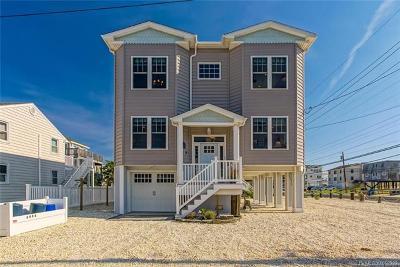 Barnegat Light, Beach Haven, Beach Haven Borough, Harvey Cedars, Long Beach, Long Beach Twp, Ship Bottom, Surf City Single Family Home For Sale: 4904 Long Beach Boulevard