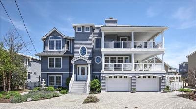 Barnegat Light, Beach Haven, Beach Haven Borough, Harvey Cedars, Long Beach, Long Beach Twp, Ship Bottom, Surf City Single Family Home For Sale: 15 E 43rd Street