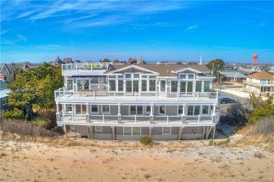 Beach Haven, Beach Haven Borough Single Family Home For Sale: 2 Marine Street