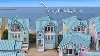 Beach Haven, Beach Haven Borough Single Family Home For Sale: 810 Bay Club Lane #3
