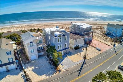 Beach Haven, Beach Haven Borough Single Family Home For Sale: 1609 S Beach Avenue