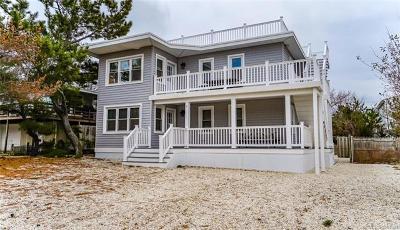Barnegat Light, Beach Haven, Beach Haven Borough, Harvey Cedars, Long Beach, Long Beach Twp, Ship Bottom, Surf City Single Family Home For Sale: 4 E 79th Street #2
