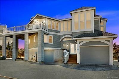 Barnegat Light, Beach Haven, Beach Haven Borough, Harvey Cedars, Long Beach, Long Beach Twp, Ship Bottom, Surf City Single Family Home For Sale: 65 D Long Beach Boulevard #D