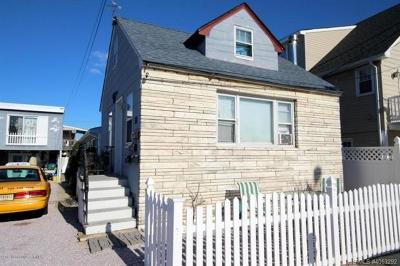 Ocean County, Monmouth County Single Family Home For Sale: 38 Fremont Avenue