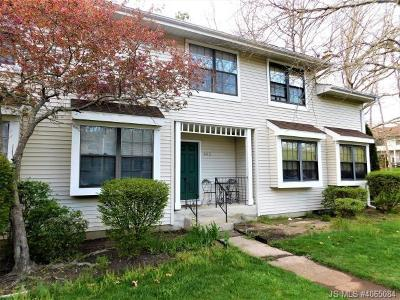 Toms River NJ Condo/Townhouse For Sale: $175,000