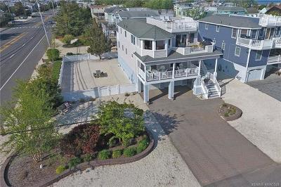 Barnegat Light, Beach Haven, Beach Haven Borough, Harvey Cedars, Long Beach, Long Beach Twp, Ship Bottom, Surf City Single Family Home For Sale: 2401 Central Avenue