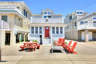 Barnegat Light, Beach Haven, Beach Haven Borough, Harvey Cedars, Long Beach, Long Beach Twp, Ship Bottom, Surf City Single Family Home For Sale: 105 E 25th Street