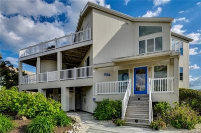 Barnegat Light, Beach Haven, Beach Haven Borough, Harvey Cedars, Long Beach, Long Beach Twp, Ship Bottom, Surf City Single Family Home For Sale: 155-D Long Beach Boulevard