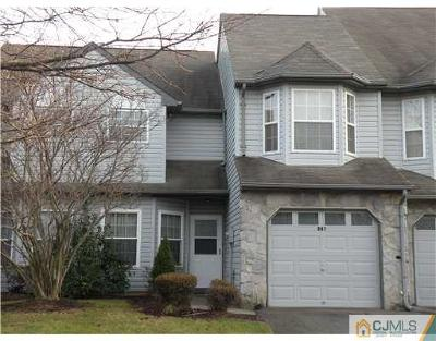 Piscataway NJ Condo/Townhouse Closed: $248,000