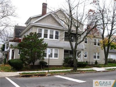 Irvington NJ Multi Family Home Closed: $180,000