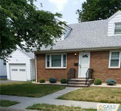 New Brunswick NJ Single Family Home Sold: $170,000