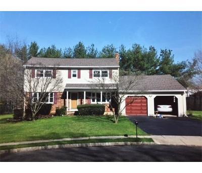 East Brunswick Single Family Home For Sale: 15 Churchill Road