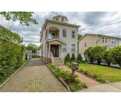 Metuchen Single Family Home For Sale: 3 W Walnut Street