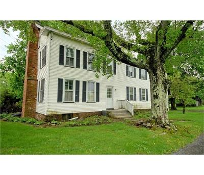 Somerset County Single Family Home For Sale: 838 Route 601 .