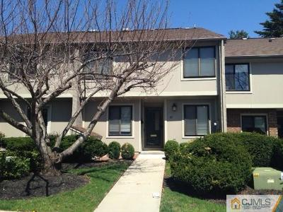 Metuchen Condo/Townhouse For Sale: 39 Irongate Way