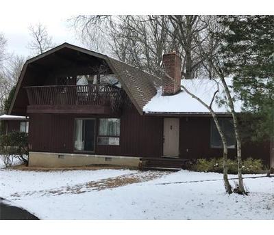 Somerset County Single Family Home For Sale: 24 Dead River Road