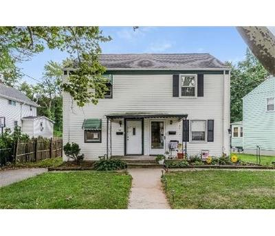 Edison Single Family Home For Sale: 133 Gross Avenue