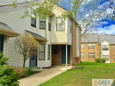 Sayreville Condo/Townhouse For Sale: 2408 Bayhead Drive