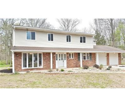 Somerset County Single Family Home For Sale: 195 Helfreds Landing