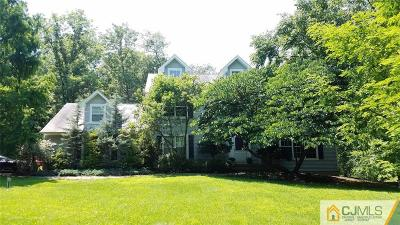 Somerset County Single Family Home For Sale: 3 Stirrup Way