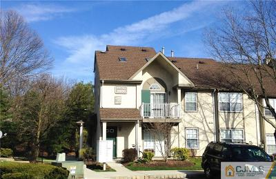East Brunswick Condo/Townhouse For Sale: 2501 Commons Road #1