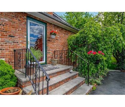 Iselin Single Family Home For Sale: 136 Bender Avenue