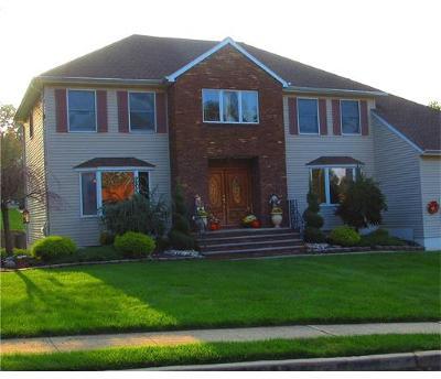Sayreville Single Family Home For Sale: 67 Douglas Street