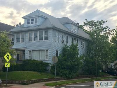 New Brunswick NJ Multi Family Home For Sale: $374,900