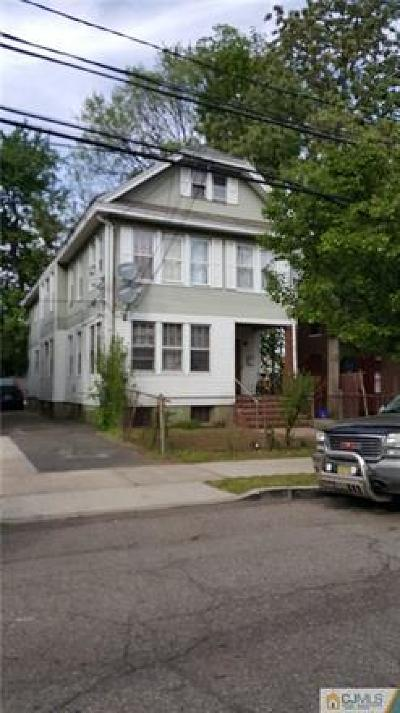 New Brunswick NJ Multi Family Home For Sale: $364,900
