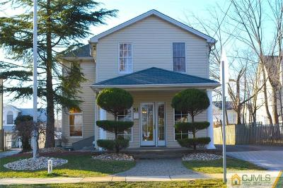 Freehold Boro Single Family Home For Sale: 51 Broadway .