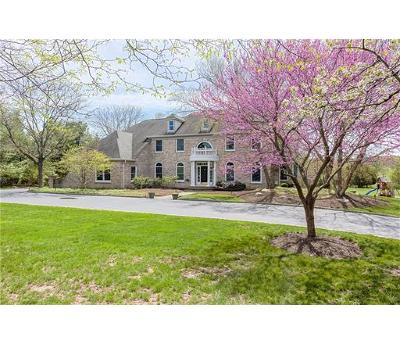 Somerset County Single Family Home For Sale: 157 Bedens Brook Road