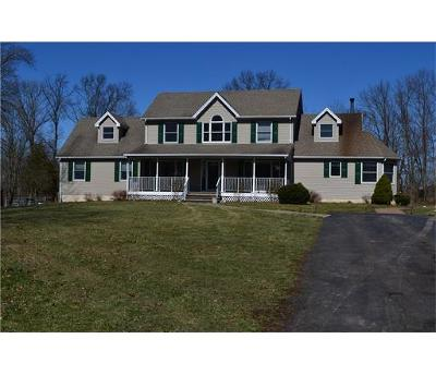 Somerset County Single Family Home For Sale: 1303 Canal Road