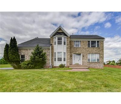 Somerset County Single Family Home For Sale: 14 Lenape Drive