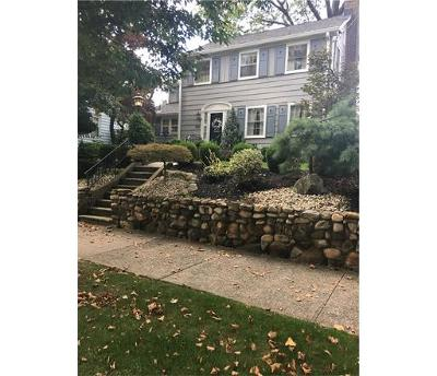 Metuchen Single Family Home For Sale: 180 Amboy Avenue