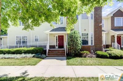 Piscataway Condo/Townhouse For Sale: 77 Forest Drive #77