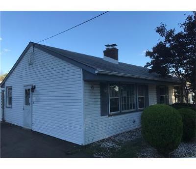 Edison Single Family Home For Sale: 41 Wayne Street