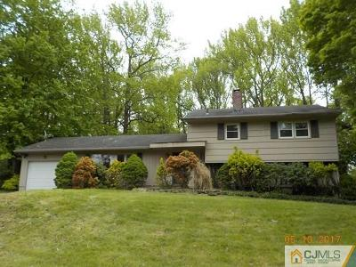North Edison Single Family Home For Sale: 15 Nottingham Road