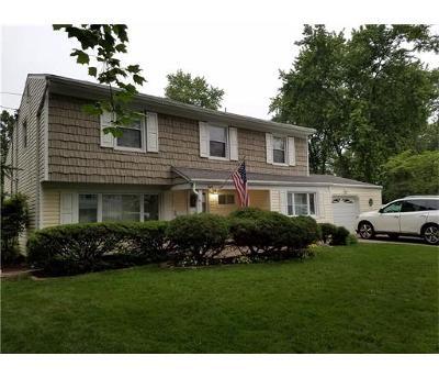 Edison Single Family Home For Sale: 8 Prescott Street