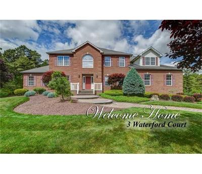 Single Family Home For Sale: 3 Waterford Court