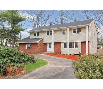 Metuchen Single Family Home For Sale: 345 Middlesex Avenue