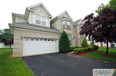 Sayreville Single Family Home For Sale: 6 Lochs Court