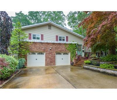 Metuchen Single Family Home For Sale: 118 Oak Avenue