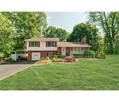 Somerset County Single Family Home For Sale: 145 Bunker Hill Road