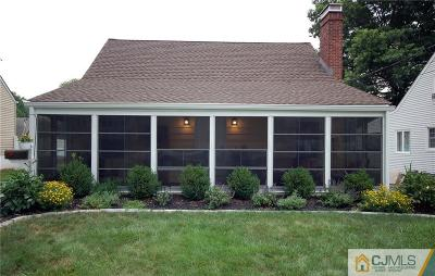 Somerset County Single Family Home For Sale: 250 Oneida Place