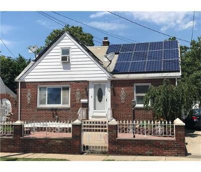 Perth Amboy Single Family Home For Sale: 576 Harding Avenue