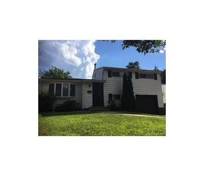 Sayreville Single Family Home For Sale: 31 Frederick Place