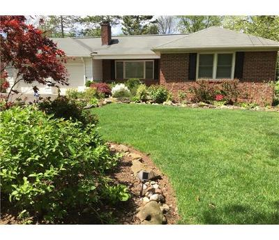 Metuchen Single Family Home For Sale: 167 Highland Avenue