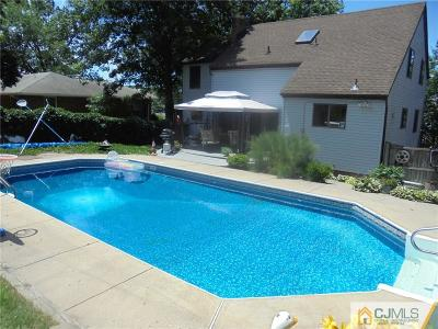 Sayreville Single Family Home For Sale: 6 Roma Street