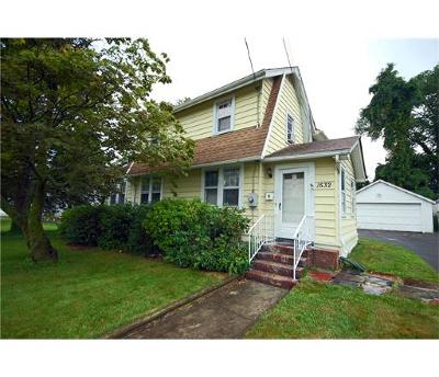 South Plainfield Single Family Home For Sale: 1532 Windrew Avenue
